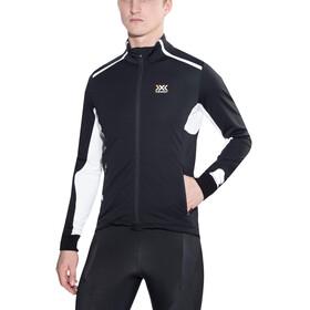 X-Bionic Running Winter Spherewind Light Jacket Men black/white